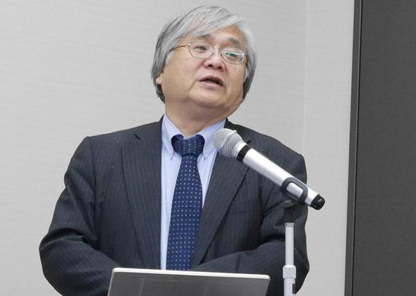 東北大学 東北メディカル・メガバンク機構 機構長 特別補佐の田中博氏