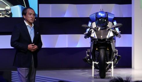 「新たな技術を獲得するプロジェクト」と語る柳社長