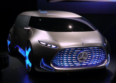 メルセデス・ベンツブランドのコンセプトカー「Vision Tokyo」