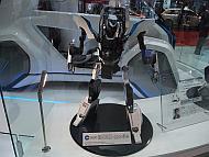 人型ロボットタイプの「ロイドモード」