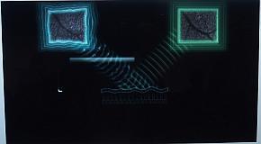 補償光学技術の眼底検査への適用イメージ