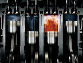 ACT付きガソリンエンジンの動作イメージ