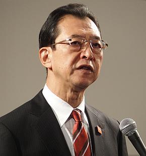 日本自動車工業会の池史彦氏