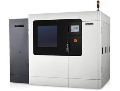 Stratasysの産業用途向けFDM方式3Dプリンタ「Fortus 900mc」