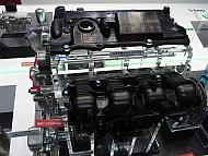 新型「プリウス」のエンジン関連採用部品