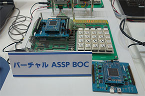 FPGAによるマイコン置き換え