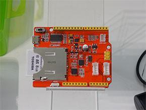 FlashAir開発ボード