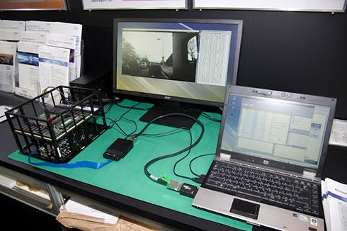 シノプシスのCNN搭載画像認識向けプロセッサIPのデモ