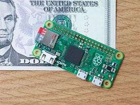 「Raspberry Pi Zero」