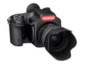 「PENTAX 645Z IR」