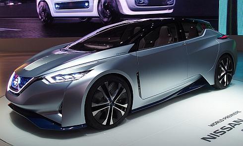 日産自動車の「IDSコンセプト」