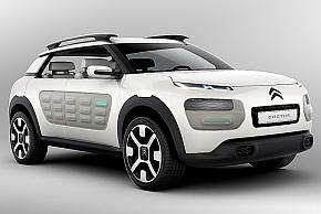 「フランクフルトモーターショー2013」で発表されたコンセプトカー「CACTUS」