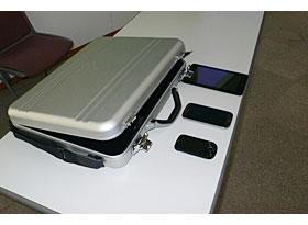 アタッシェケース型ICTボックス