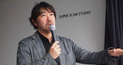 ケイズデザインラボ 代表取締役社長 原雄司氏