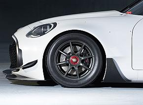「TOYOTA S-FR Racing Concept」のフロントホイール