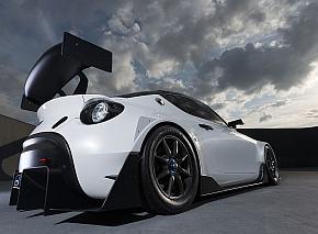 「TOYOTA S-FR Racing Concept」のリヤホイール