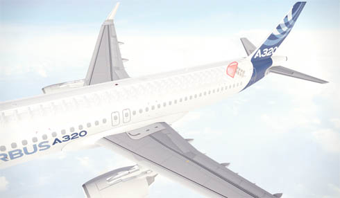 A320型機