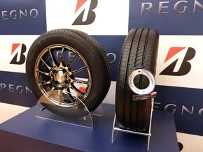 軽自動車専用タイヤ「REGNO GR-Leggera」