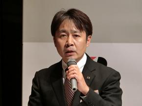 ブリヂストンタイヤジャパンの長島淳二氏