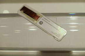ucode認証を得たバッテリーレスのフレキシブルビーコン