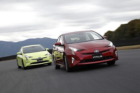トヨタ自動車の新型「プリウス」