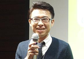 金賞を獲得した福井UM/財団医療法人中村病院 佐々木基充氏
