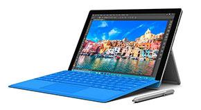 「Windows 10」を搭載するタブレット