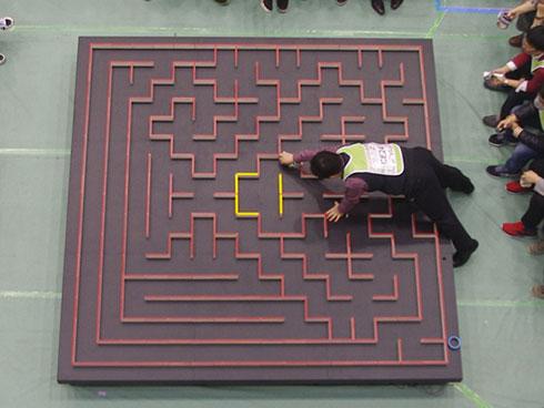 画像1 第36回全日本マイクロマウス大会2015 マイクロマウスクラシック 決勝迷路