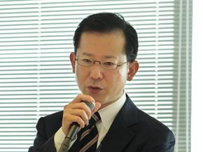 デロイトトーマツコンサルティングの田中雅史氏