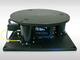 垂直案内に空気軸受を搭載した高精度垂直軸テーブル