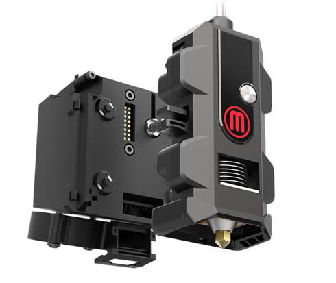 MakerBot第5世代3Dプリンタ用プリントヘッド「MakerBot Smart Extruder+」