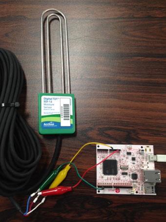 デジタルTDTセンサーとenziボード
