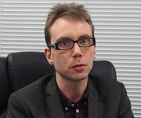 COMSOL AB シニアサポートスペシャリスト Linus Andersson氏