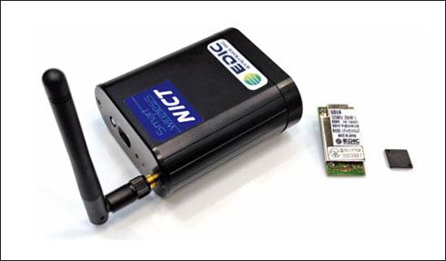 NICTの開発したECHONET Lite対応Wi-SUN無線機