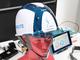 作業員の健康状態を測るスマートヘルメット、脳波から危険を察知