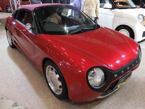 軽スポーツオープンカー「S660」の新たな外観デザインを提案する「S660 Neo Classic Concept」