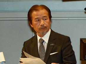 トヨタ自動車の矢口幸彦氏。2000年よりレクサスのブランド企画を担当する中でレクサススポーツ「Fブランド」を提案。2003年より「IS F」「RC F」「GS F」の車両開発責任者を務める