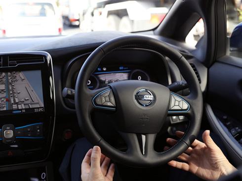 日産自動車はルノーと共に2020年までに自動運転技術を10モデル以上に採用していく
