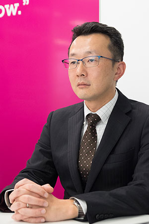 日本アイ・ビー・エム Watson IoT 営業部 テクニカルセールスの徳島洋氏