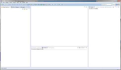 Photo21:「Nios II Software Build Tools for Eclipse」