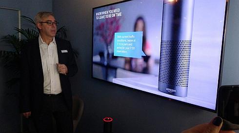 BMWは「Amazon Echo」との連携も進める