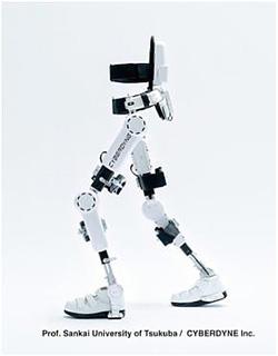 「HAL 医療用(下肢タイプ)」