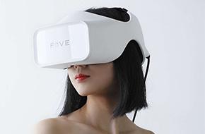 VR HMD「FOVE」