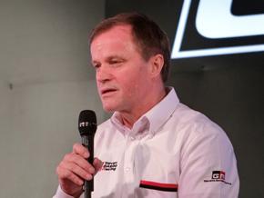 2017年に参戦するFIA 世界ラリー選手権(WRC)でチーム代表を務めるトミ・マキネン氏