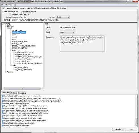Photo09:ちなみに今回はtimestamp系のHAL APIを使ったのでtimestamp_timerを有効にしたが、逆にsys_clk_timer系のAPIを使いたければこちらを有効にする