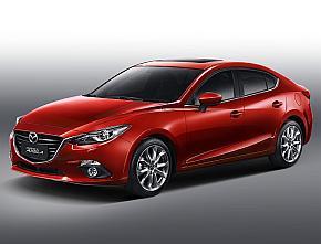 「Mazda3」の外観