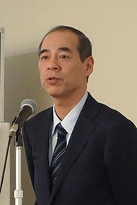 JVCケンウッドの阿部博己氏
