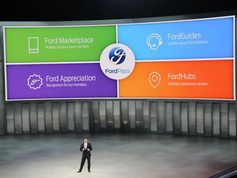 フォードが新たに展開する総合サービス「フォード・パス」