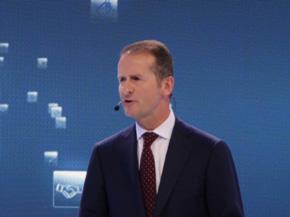 Volkswagenのヘルベルト・ディース氏