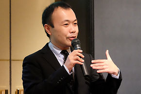 ソフトバンクロボティクス 事業推進本部 本部長 吉田健一氏